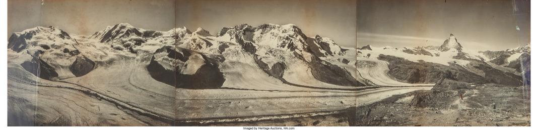 Matterhorn Mountain Range
