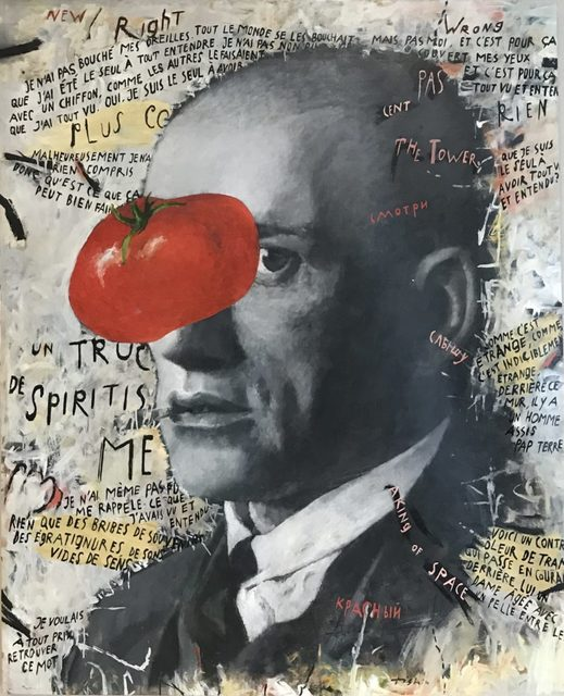 , 'Mayakovsky,' 2005, Want Art Gallery