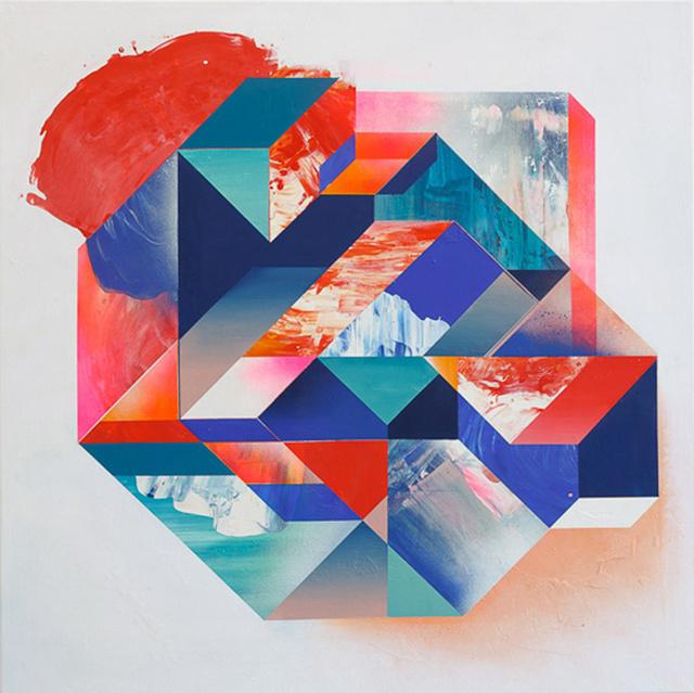"""Anna Taratiel (OVNI), '""""Variable de Decisión""""', 2017, sc gallery"""