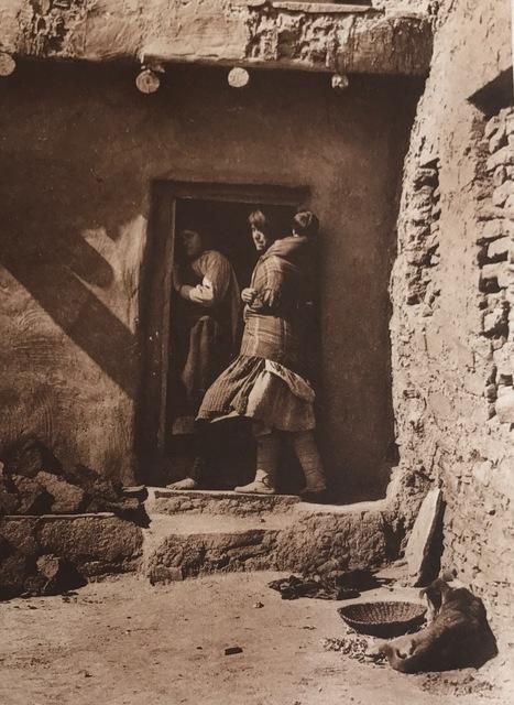 Edward Sheriff Curtis, 'A Zuni Doorway', 1903, Jackson Fine Art
