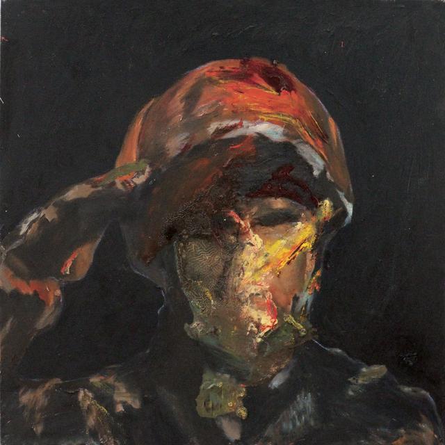 , 'Salute,' 2016, Coagula Curatorial