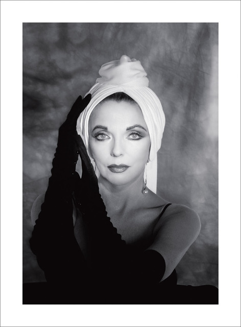 Gary Bernstein, 'Joan Collins', 1990, Print, Photography, The Archives Store