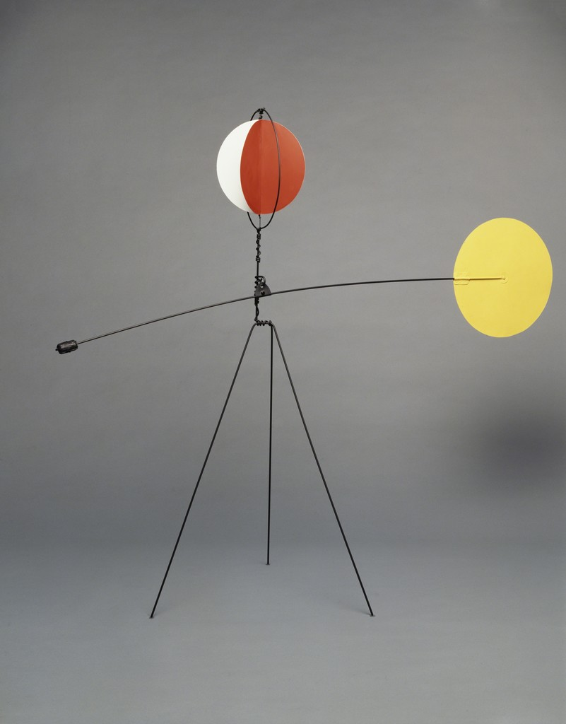 Alexander Calder, 'Mobile for the Open Air,' 1934, Calder Foundation