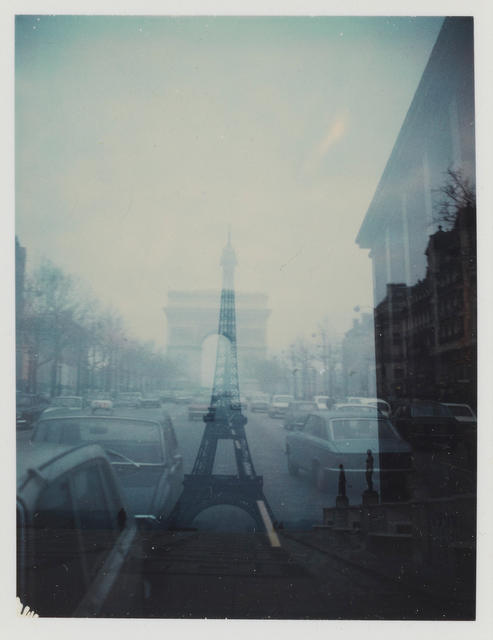 , 'Untitled (Double-Exposure with Eiffel Tower and Arc de Triomphe),' ca. 1971, Gagosian