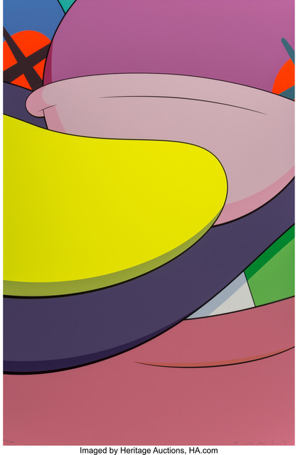 KAWS, 'Untitled, from No Reply', 2015, Heritage Auctions