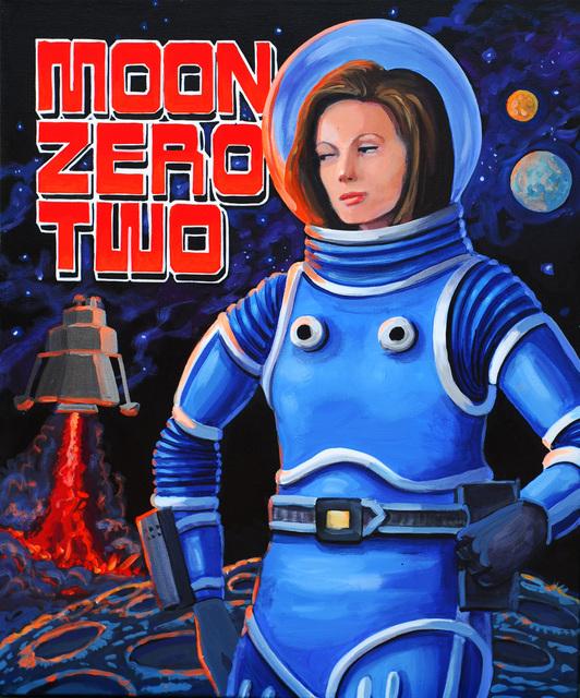 , 'Moon Zero Two,' 2018, Ro2 Art