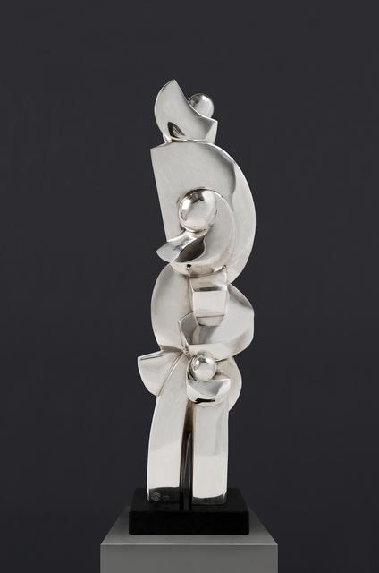 , 'Vibrant Fire 跳动的火焰,' 2012, Galerie Dumonteil