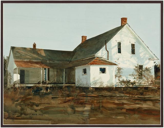 Dean Mitchell, 'Farm House, Havana, Florida', ca. 1985, Rachael Cozad Fine Art