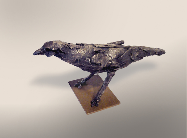 , 'Jupiter Blackbird,' , ÆRENA Galleries and Gardens