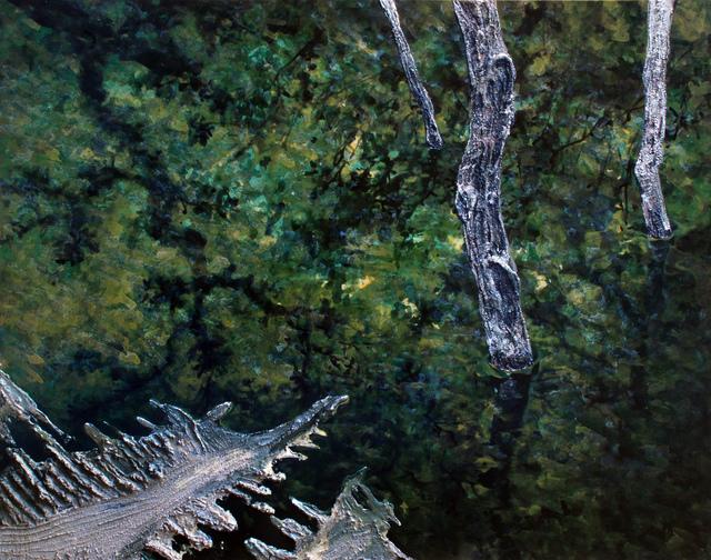 , 'Tierra y acrilico 42,' 2012, Fernando Luis Alvarez Gallery
