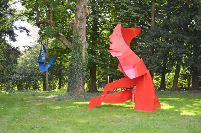 , 'Femme Assise,' 2005, New Art Centre