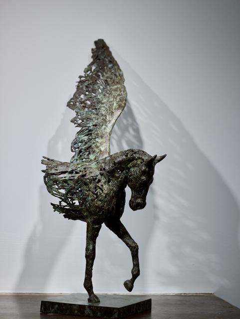 , 'Frayed Pegasus,' 2016, Bils & Rye