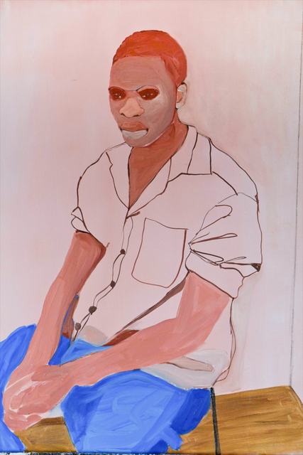 , 'The Patient One,' 2015, EBONY/CURATED