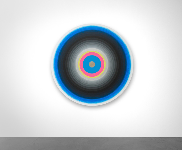 , 'BLUELIGHTSIX,' 2015, KM Fine Arts