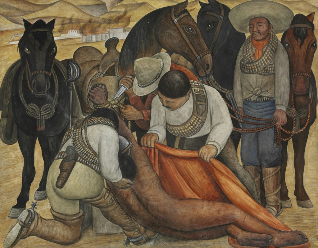 an analysis of artworks in symbolic landscape by diego rivera The weaver, oil by diego rivera (fine art framed giclee diego rivera.