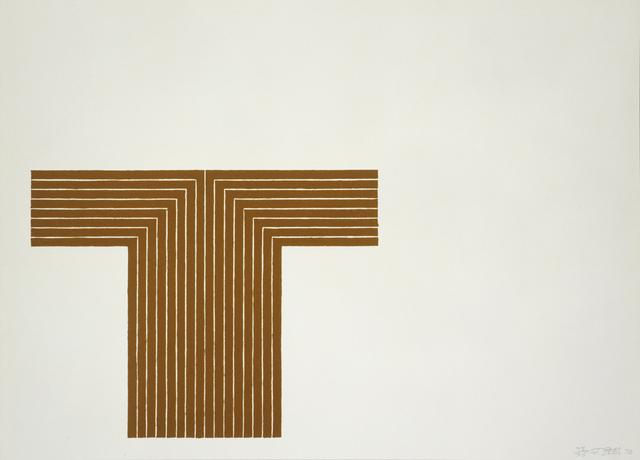 , 'Telluride,' 1970, Gemini G.E.L.