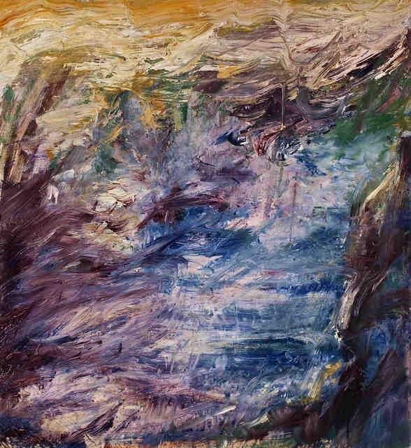 Sasha Chermayeff, 'Slieve Liag # 5', 2018, Painting, Oil on linen, BCB Art