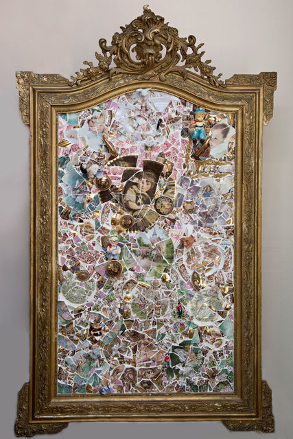 , 'Stories Told in Gold,' 2017, Steidel Contemporary