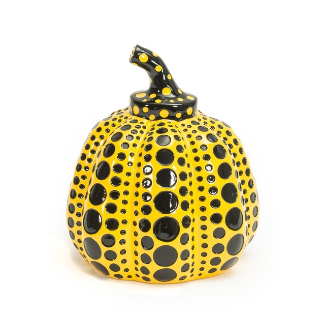 Yayoi Kusama, 'Pumpkin (Yellow)', 2016, Forum Auctions