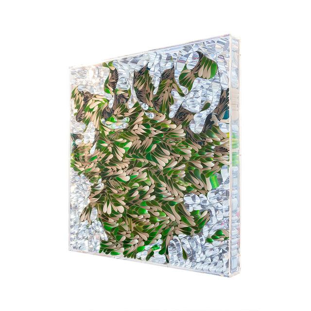 Pilar Cavestany, 'Green box', Galería Marita Segovia