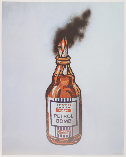 Banksy, 'Tesco Value Petrol Bomb', 2011, Chiswick Auctions