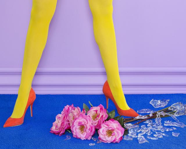 , 'Loves Me, Loves Me Not,' 2014, De Soto Gallery