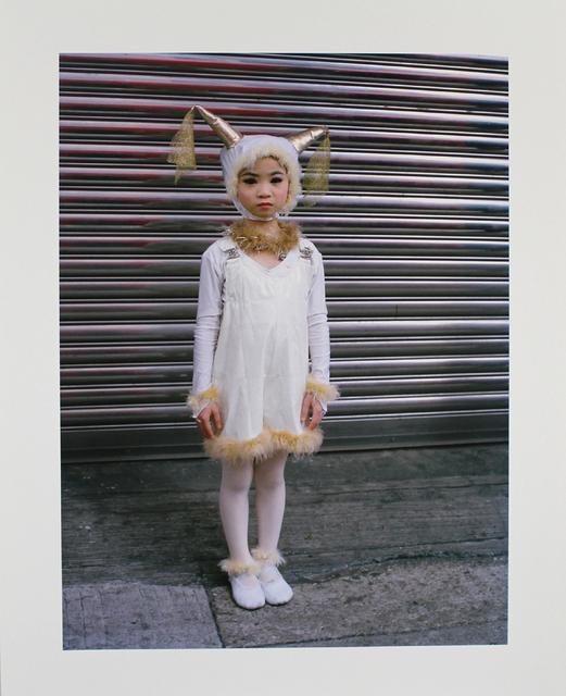 Marco Van Duyvendijk, 'Girl in Costume, Hong Kong 2011', 2014, Cerbera Gallery