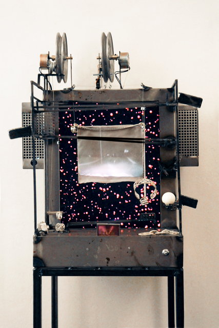 , 'Elle est partie sans ses bijoux,' 2010, Galerie Olivier Waltman | Waltman Ortega Fine Art