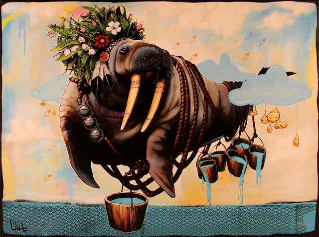 , 'Walrus,' , Ruckus Gallery