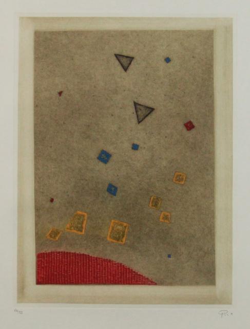, 'Feu d'Artifice,' 1985, Fólio