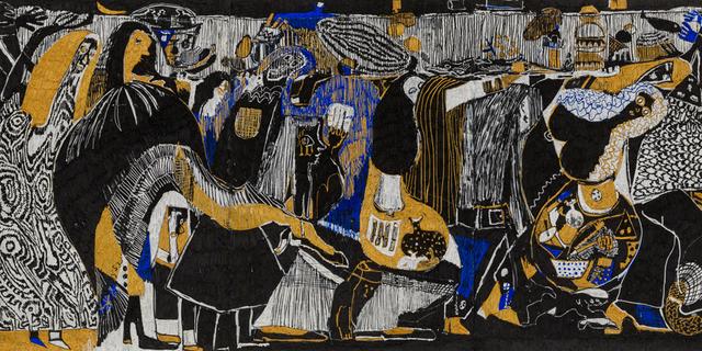, 'Bread Winners,' 2017, Fridman Gallery