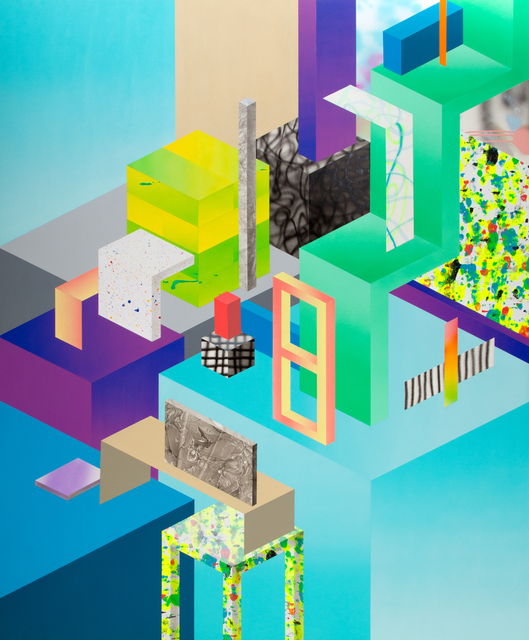 , 'Big Stack,' 2016, Mirus Gallery