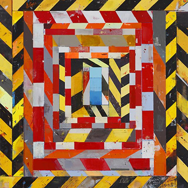 , 'Mastaba and Sky / Cautionary Tales,' 2015, Andra Norris Gallery