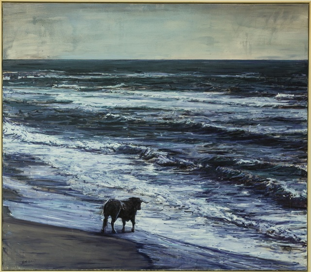 , 'The Bull And The Sea No.8,' 2017, Tang Contemporary Art