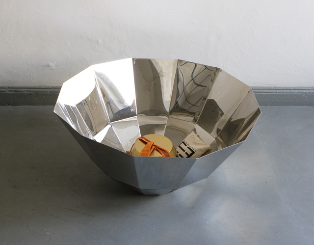 , 'Untitled (solar cooker),' 2007, Helga Maria Klosterfelde Edition
