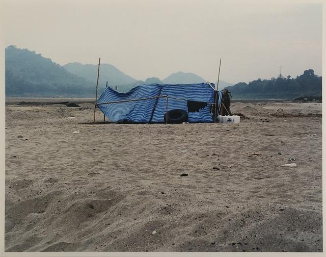 Vong Phaophanit, 'Blue Hut 2006 | Green Reflection 2006', 2006, inch&cm
