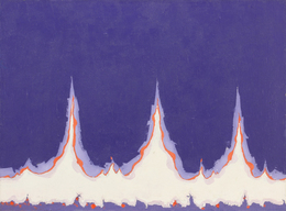 , 'Winter Scene,' 2001, Addison Rowe Gallery