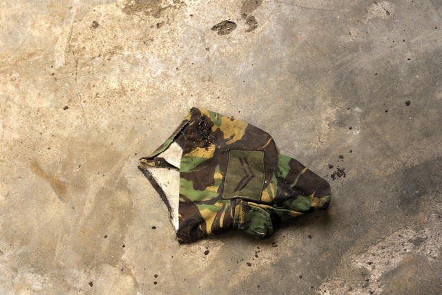 , 'CITE DE LA PAIX (City of peace) #12,' 2015, LouiSimone Guirandou Gallery