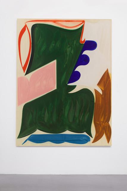 , 'Grotesquerie II,' 2018, Galerie Nordenhake
