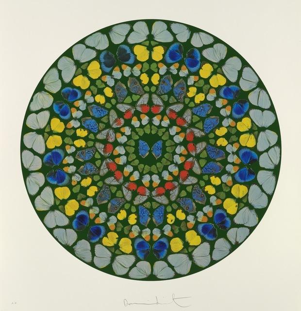 Damien Hirst, 'Psalm: Diligam te, Domine', 2009, Denis Bloch Fine Art