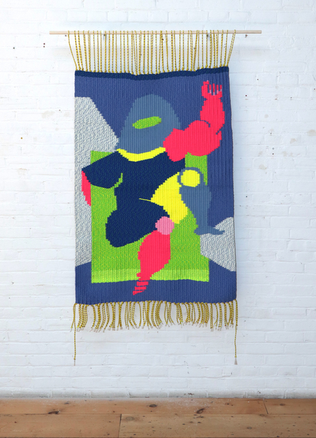 Virgil Baruchel, 'au repos Flex ', 2019, Corkin Gallery