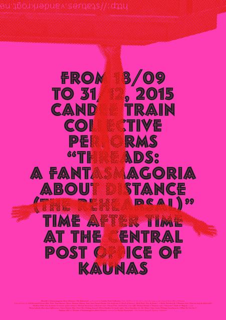 , 'Fantasmagoria (poster),' 2015, mfc - michèle didier