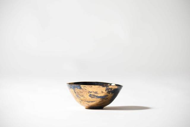 ", '""Coppetta"" bowl,' ca. 1960, Casati Gallery"