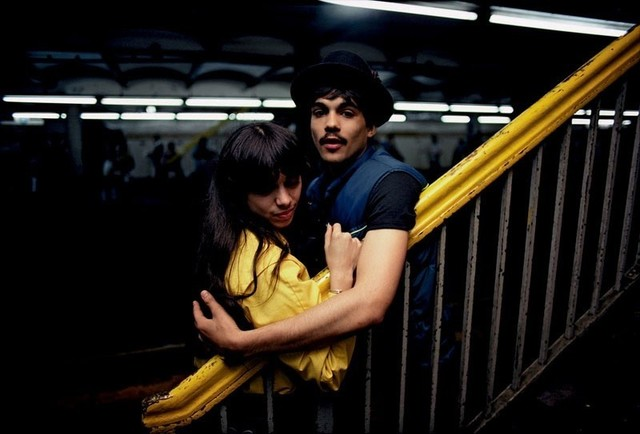 , 'Untitled, (Couple on the Platform) from Subway,' 1980, Aperture Foundation