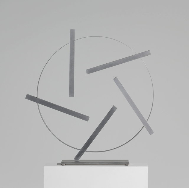 , 'Ring mit Stäben um Fünfeck,' 2012/2016, Hollis Taggart Galleries