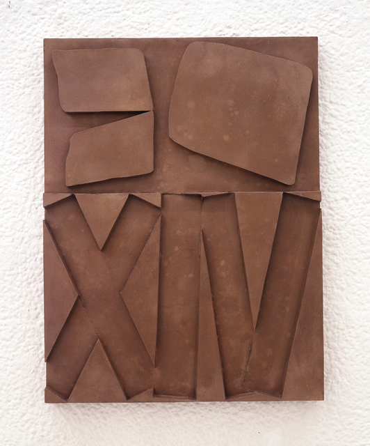 , 'Bronze E.V. ,' 1994, Annely Juda Fine Art