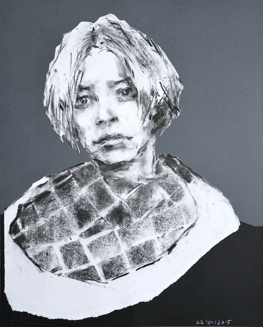 , 'Drawing on My Birthday,' 2015, GALERIA JORDI BARNADAS