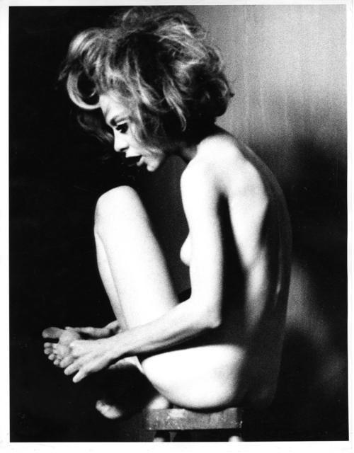 , 'Kate on stool (close-up),' 1963, Atlas Gallery