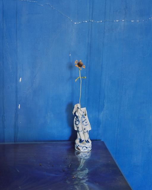 , 'The Blue Room. New Orleans.,' 2018, Fraenkel Gallery