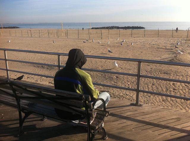 , 'PETER C. on the day he had lost his job. Brighton Beach, New York, USA (November 23, 2014),' , Soho Photo Gallery